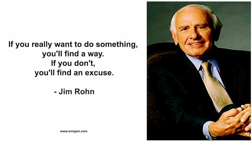 Jim Rohn inspirational Images