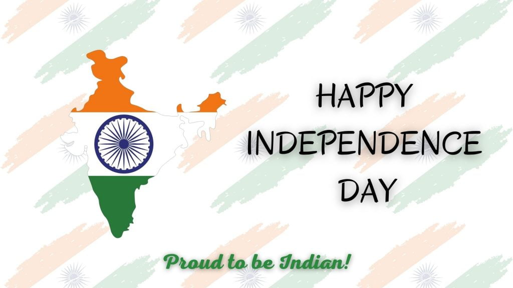 happy independence day 15th August image wish
