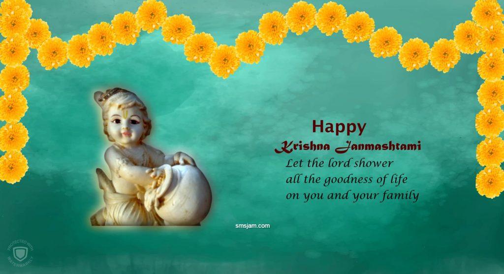 happy Janmashtami wishes 2021