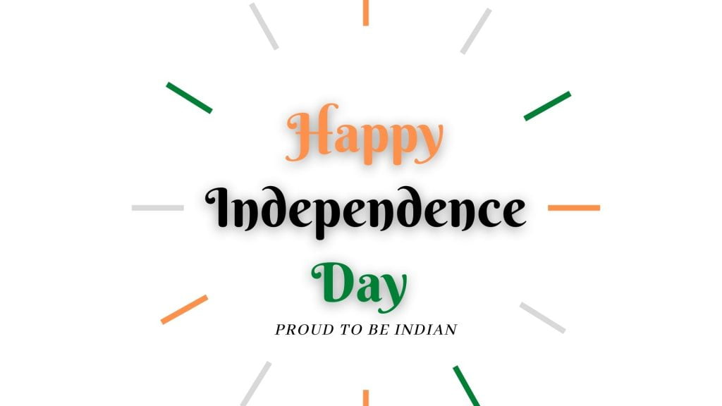 India independence day wishes image indian