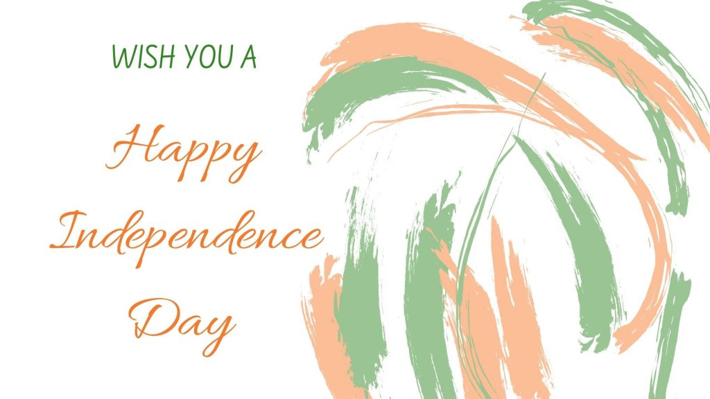 wish you happy independence day india image